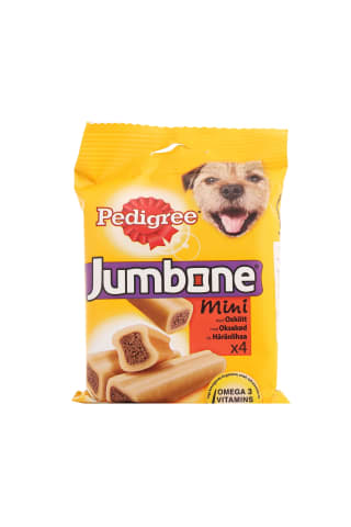 Suņu gardums Pedigree jumbone mini 180g