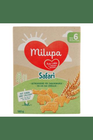 Sausainiai MILUPA Safaris, 180 g