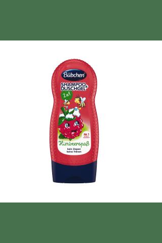 Plaukų šampūnas vaikams BUBCHEN Avietė,230ml