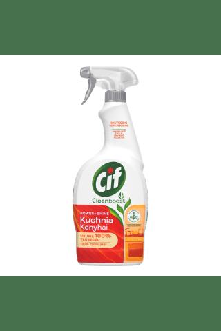 Riebalų dėmių valiklis CIF, 0,75 l