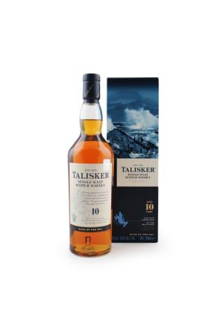 Viskijs Talisker Malt 10Yo 45.8% 0.7l