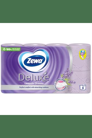 Tualetes papīrs Zewa Deluxe Aroma Spa 3slāņi, 8ruļļi
