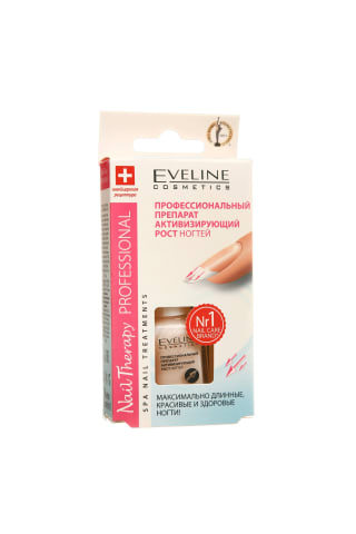 Nagu kopšanas līdzeklis Eveline maximum nails growth, 12ML