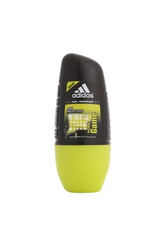 Dezodorants Adidas pure rullveida vīriešiem 50ml