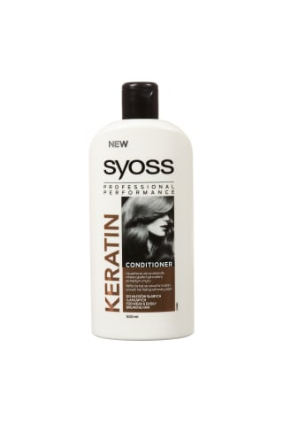 Matu balzams Syoss keratin care 500ml