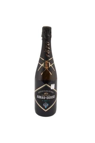 Dzirkstošais vīns Abrau-Durso Brut 12% 0.75l