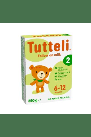 Piena maisījums Tutteli 2 no 6 mēn. bez glutēna 350g
