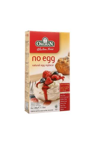 Natūralus kiaušinių pakaitalo mišinys, 250 g