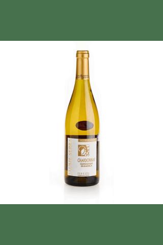 Baltvīns Jaume Serra Chardonnay Barrica Do 12.5% 0.75l