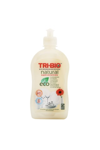 Ekologiškas indų plovimo balzamas TRI-BIO, 420 ml