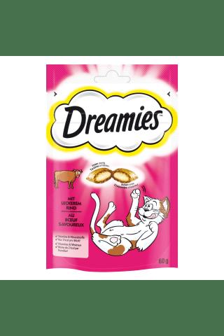 Skanėstas katėms su jautiena DREAMS, 60 g