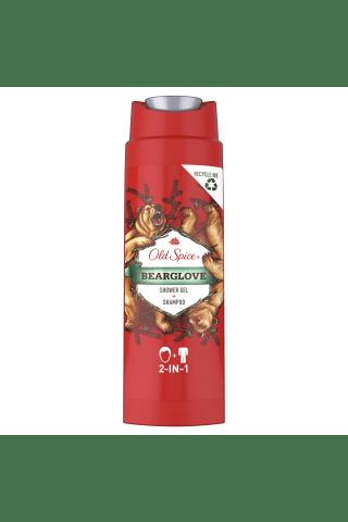 Vyriška dušo želė OLD SPICE BEARGLOVE, 250 ml