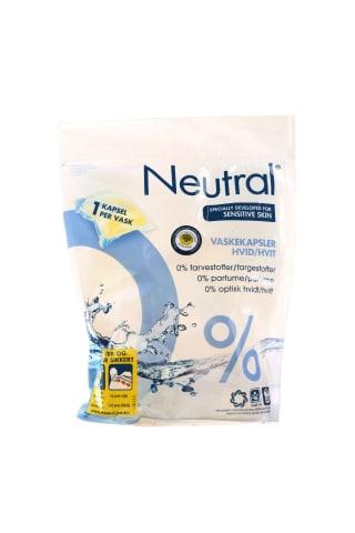 Kapsulas Neutral White Active 20gab.