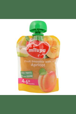 Biezenis Milupa augļu kokteilis no 4mēnešiem 80g