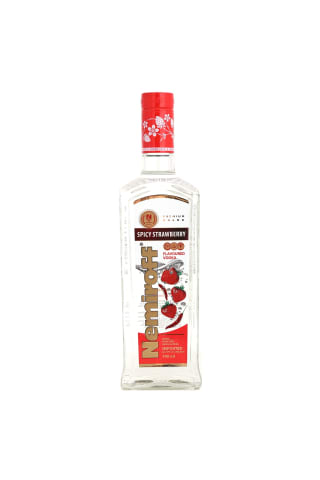 Degvīns Nemiroff spicy strawberry 40% 0.7l