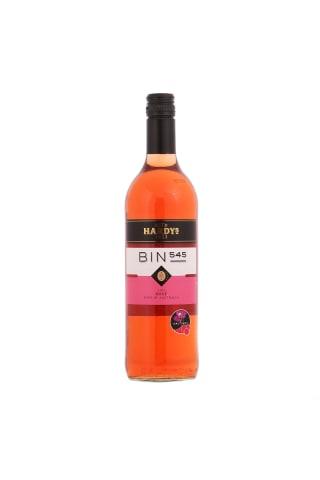 Rozā Vīns Hardys Bin 545 Rose 11.5%0.75l
