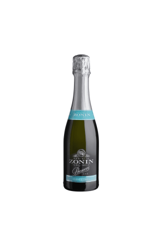Dzirkstošais vīns Zonin prosecco cuvee 1821 GLERA Veneto sausais 11% 0,2l