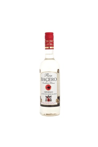 Rums Bacero White 37.5% 0.7l