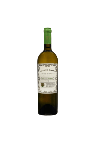 Baltvīns Doppio Passo Chardonnay Veneto 12,5% 0,75l