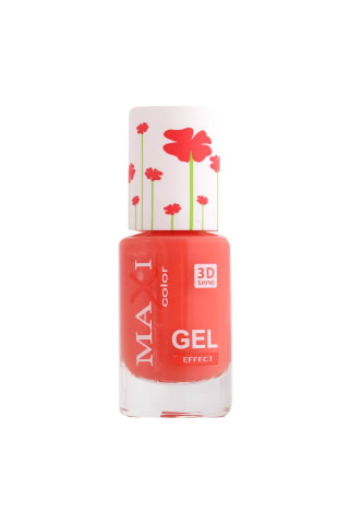 Nagu laka maxi gel effect hot N08 10ml