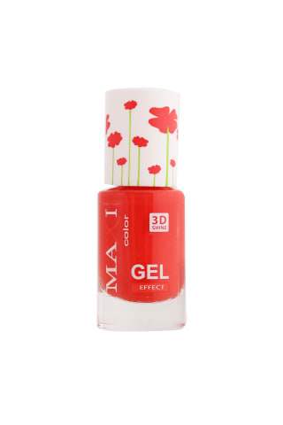 Nagu laka maxi gel effect hot N21 10ml