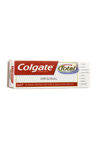 Zobu pasta Colgate Total Original 25Ml