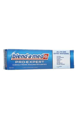 Dantų pasta BLEND-A-MED Pro-EXPERT WHITE, 100 ml