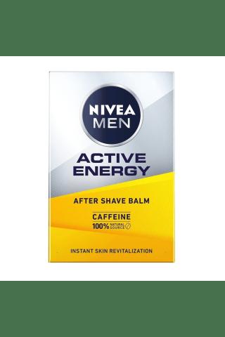 Balz. Nivea For Men Skin Energy pēc skūšanās