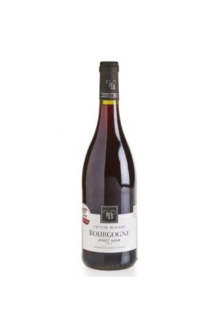 Sarkanvīns Victor Berard Bourgogne sausais 12,5% 0,75l