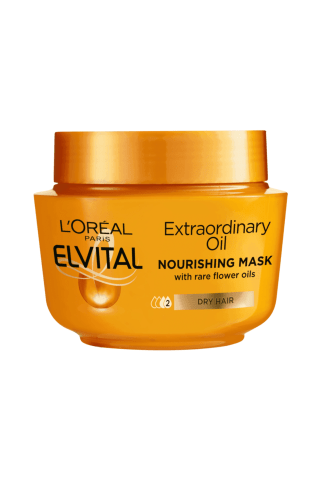 Kaukė ELVITAL EXTRAORDINARY OIL, 300 ml