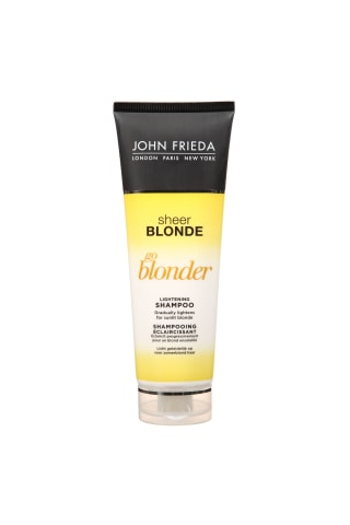 Šampūns John Frieda Sheer Blonde Go Blonder 250ml