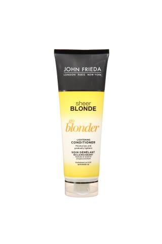 Kondicionieris John Frieda Sheer Blonde Go Blonder 250ml
