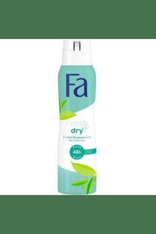 Dezodorants Fa fresh&dry izsmidzināms 150ml
