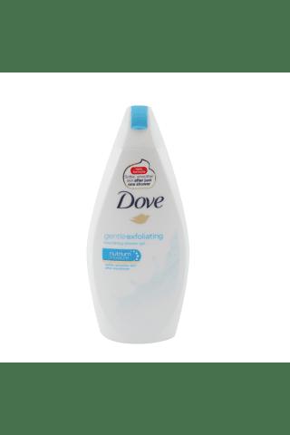 Dušas želeja Dove Exfoliating 500ml