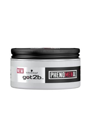 Vyrų plaukų modeliavimo pasta GOT2B PHENOMENAL, 100 ml