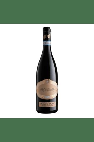 Sarkanvīns Monte Zovo Valpolicella Corvina, Rondinella, Molinara Veneto pussausais 13,5% 0,75l