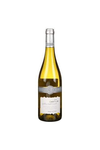 Baltasis sausas vynas CHABLIS Chardonnay, 13%, 0,75l