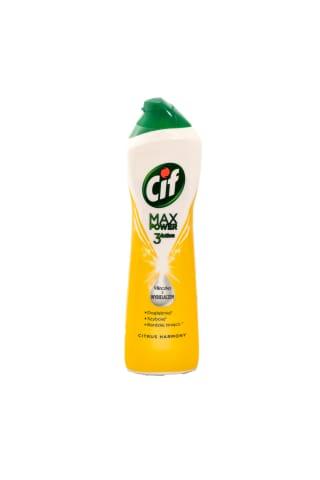 Tīrīšanas līdzeklis Cif krēms green 500ml