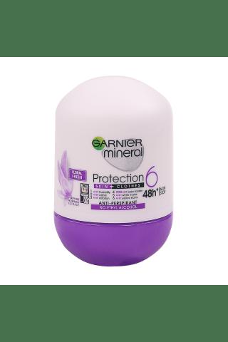 Dezodorants.Garnier Protection 5 Floral rullītis sieviešu 50ml