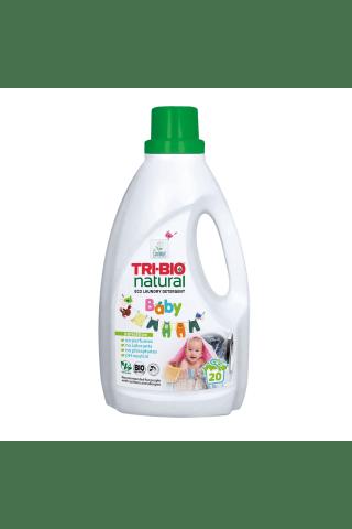 Ekologiškas skystas skalbiklis TRI-BIO COLOR, 30 sk., 1,42 l