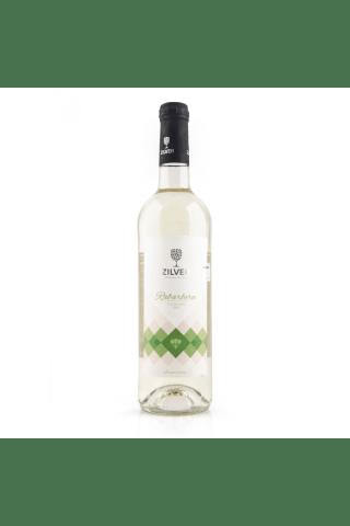Vīns Zilver Rabarberu pussauss 11% 0,75L