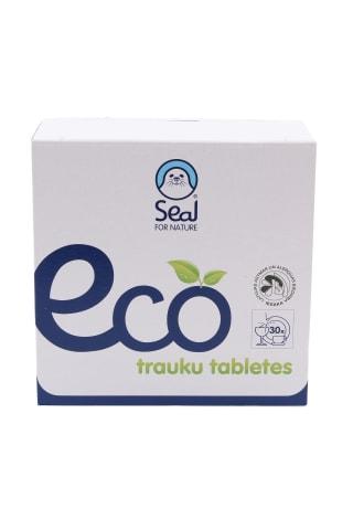 Tabletes trauku mazgājamai mašīnai Seal Eco 30gab.