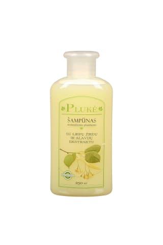 Plaukų šampūnas normaliems plaukams PLUKĖ, 0,25 l