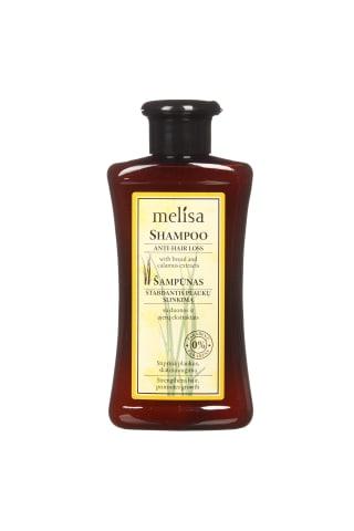 Plaukų šampūnas nuo slinkimo MELISA, 0,3 l