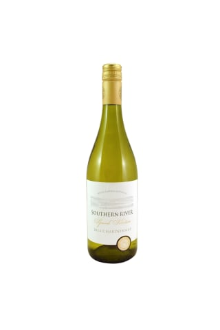 B.v.Chardonnay South. River 13% 0,75l