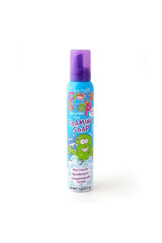 Vonios putos vaikams CRAZY SOAP BLUE, 225 ml
