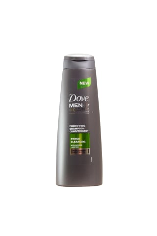 Šampūns dove men  fresh clean 250ml