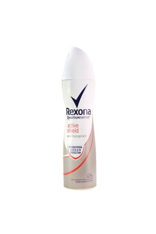 Moteriškas purškiamas dezodorantas REXONA ACTIVE SHIELD, 150 ml