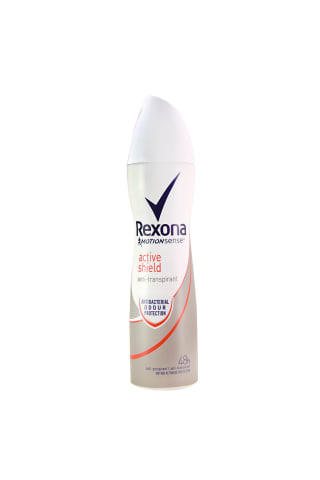 Dezodorants izsmidzin. rexona active shield 150ml