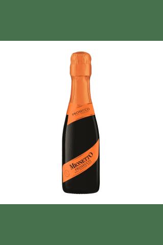 Dzirkstošais vīns mionetto prosecco doc brut 11%,0,2l